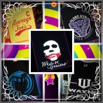 T shirts Various 09 by GraphicPlanetDesigns