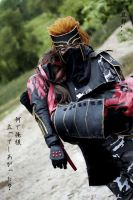 BASARA Last Party - Bad End SIDE:Sasuke by moster82