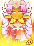 Cure Scarlet as Solar Flare Part 4 by luvi05