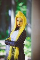 Lemongrab fem by VictorEdenfield