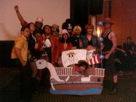 One Piece Cosplay Group by sonicmario3