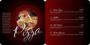Restaurant Menu Card Inside by Raheelali1234