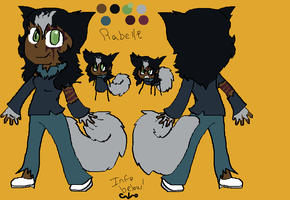 Contest of a Weirdo: Rabelle by Meepalso