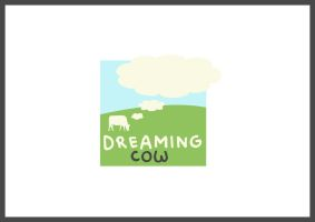 Dreaming cow Logo by chris3290