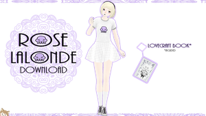 Rose Lalonde DL by raiko09
