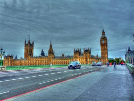*The Palace of Westminster by Kikenstein