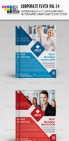 Corporate Flyer Template Vol 24 by jasonmendes