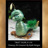 Mich Fantasy Little Creature by KabiDesigns