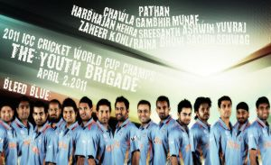 Indian Team by san29
