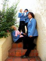 Ouran High School Host club III by PrisCosplay