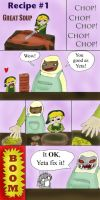 Cooking Mama: Hyrule Kitchen by hpfan-atic