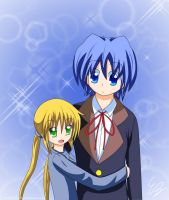 HBD Hayate by coolbell