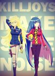 Panty Poison and Stocking Kid by D-WTF