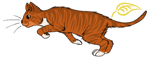 ThunderClan - Leafpool by WildpathOfShadowClan