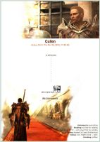 Cullen Journal Skin by yuhime