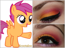 My Little Pony : Scootaloo by Luhivy