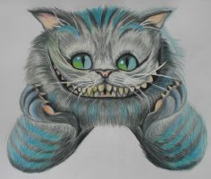 Cheshire by chrisea