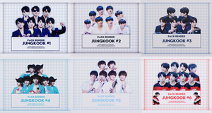 SHARE RENDER HAPPY BIRTHDAY TO JUNGKOOKIE by yooncua