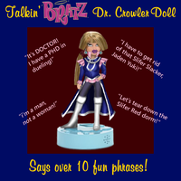 It's A Crowler Bratz Doll by DimentionQueen
