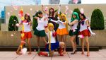 Sailor Moon - Triumph Over Evil by Nyxiie