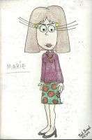 Character #41: Marie by gretzelboy89