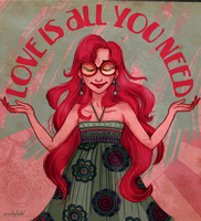 All you need is love, Love by Wickfield