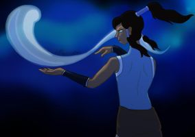 The Legend of Korra by iFerneh