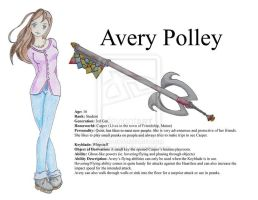 Student - Avery by Keyblade-Brigade