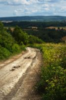The North Downs Way, Surrey by younghappy