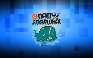 Ubuntu Natty Narwhal Wallpaper by rikulu