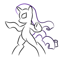 Rarity's Stance by Runes-Multi
