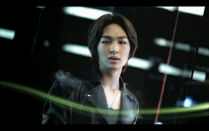 Handsome Onew Lucifer by heartykeykeke