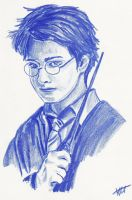 Harry Potter by Faraith