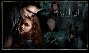 Twilight + Paramore Wallpaper by kiss61