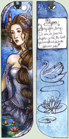 COM ~ BookMark Elysia by Songes-et-crayons