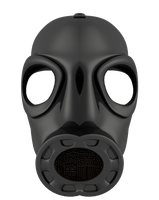 Gas Mask stock png by mysticmorning