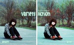 Variety Action by iwantdomination