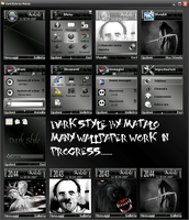 Darkstyle theme nokia by Mataloo