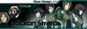 Lockon Stratos - Gundam 00 by Olrac87