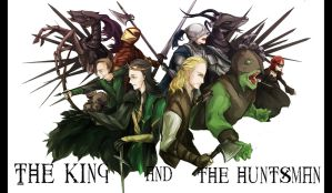 The King and the Huntsman by resave