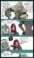 ARAM Adventures : My blade is yours by FarahBoom