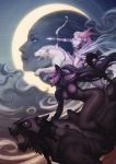 Daughters of the Moon by kunkka