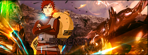 Another Gaara Sig by LifeAlpha