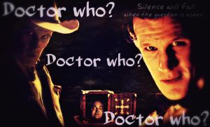 Doctor Who? Wallpaper by JNapier99