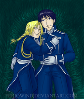 FMA - Under the Stars by FerioWind