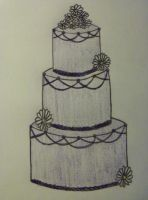 Contest Cake Design by Crosseyed-Cupcake