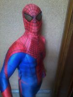 The Amazing Spiderman  look by LordJoker88