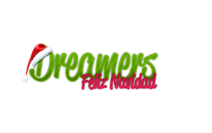 Dreamers Texto Png by JaviOllg