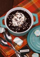 Chocolate Soup For Two (+recipe) by theresahelmer