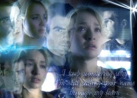 Sylar and Claire - I keep wondering by abask5
